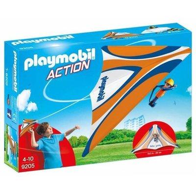 Playmobil Playmobil Action Zweefvlieger Oranje 9205