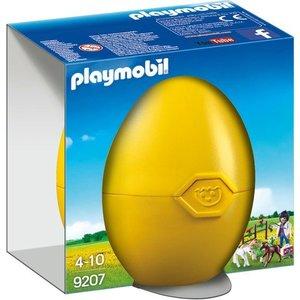 Playmobil Verrassingsei Dierenarts met Veulens 9207