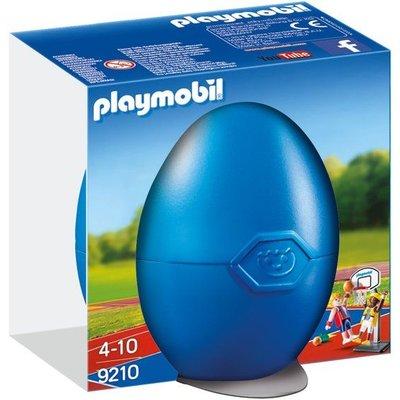 Playmobil Playmobil Verrassingsei Basketballers met Ring 9210