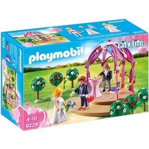 Playmobil City Life Bruidspaviljoen met Bruidspaar 9229