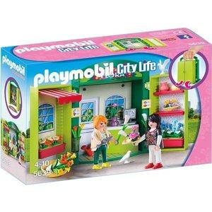 Playmobil City Life Speelbox Bloemenwinkel 5639
