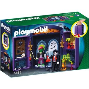 Playmobil Speelbox Spookhuis 5638