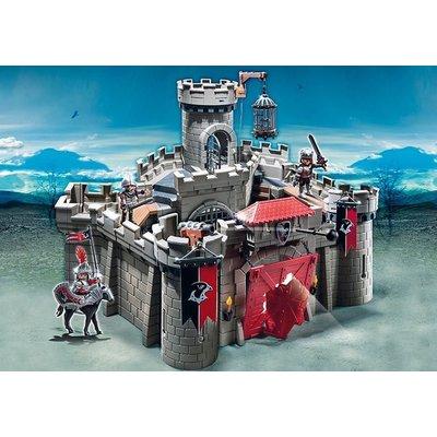 Playmobil Playmobil Knights Burcht van de Orde van de Valkenridders 6001