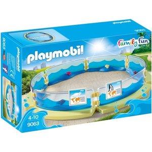 Playmobil Family Fun Bassin voor Zeedieren 9063