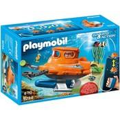 Playmobil Playmobil Sports & Action Duikboot met Onderwatermotor 9234