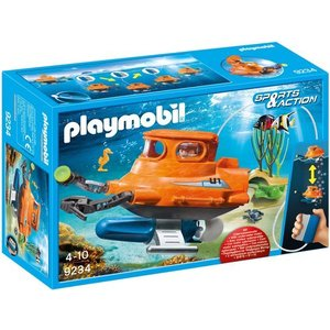 Playmobil Sports & Action Duikboot met Onderwatermotor 9234