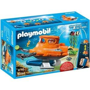 Playmobil Sports & Action Duikboot met Onderwatermotor 9234