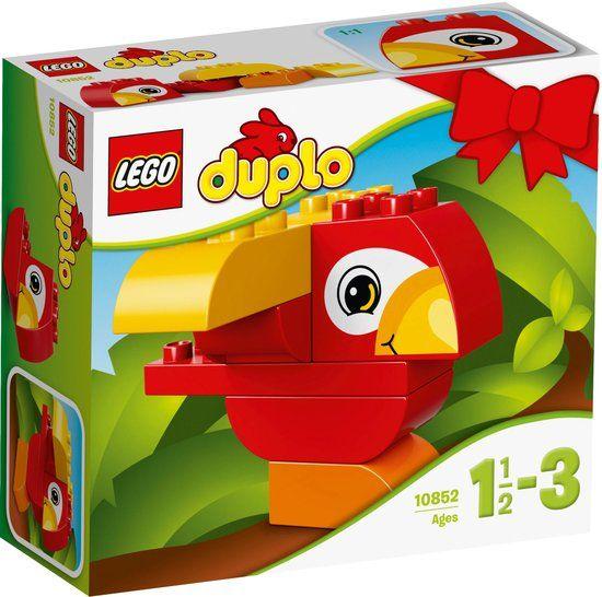 nieuwe aankomst koop uitverkoop uk goedkope verkoop Lego Duplo Lego Duplo Mijn Eerste Vogel 10852