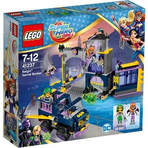 Lego Super Hero Girls Batgirl Geheime Bunker 41237