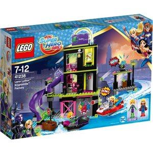 Lego Super Hero Girls Eclipso Duister Paleis 41239