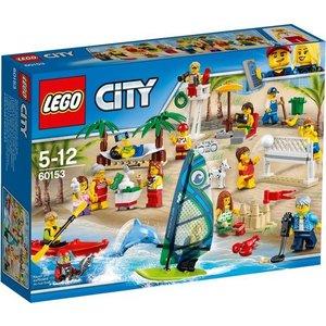 Lego City Plezier op het Strand Personenset 60153