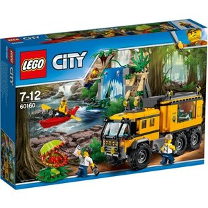 Lego City Jungle Mobiel Laboratorium 60160