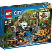Lego Lego City Jungle Onderzoekslokatie 60161