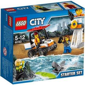 Lego City Kustwacht Starterset 60163