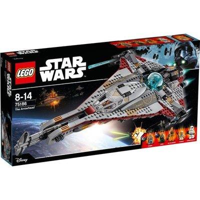 Lego Lego Star Wars The Arrowhead 75186