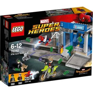 Lego Super Heroes Geldautomaat Duel 76082