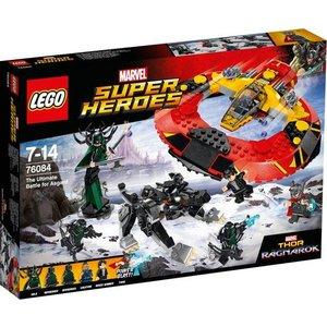 Lego Super Heroes De Definitieve Strijd om Asgard 76084