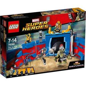 Lego Super Heroes Thor vs. Hulk Arena Gevecht 76088