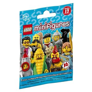 Lego Minifigures Limited Edition Serie 17 71018