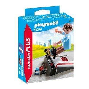 Playmobil Special Plus Skater met Skateramp 9094