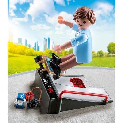 Playmobil Playmobil Special Plus Skater met Skateramp 9094