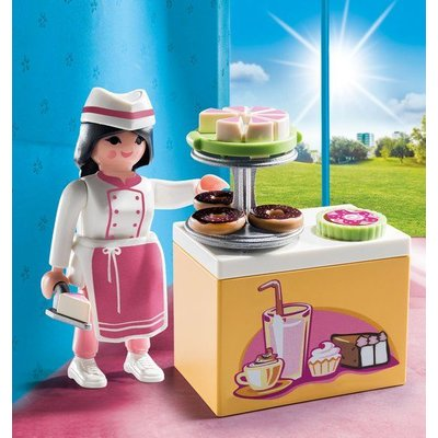 Playmobil Playmobil Special Plus Taartenbakster 9097