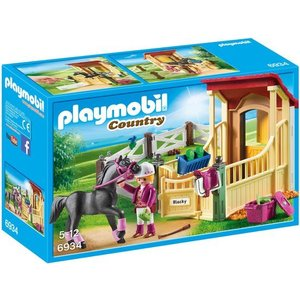Playmobil Country Arabier met Paardenbox 6934