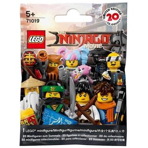 Lego Ninjago the Movie Minifigures 71019