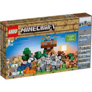 Lego Minecraft Craftingbox 2.0 21135