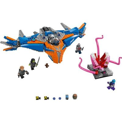 Lego Lego Super Heroes The Milano vs The Abilisk 76081