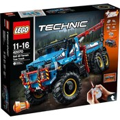 Lego Lego Technic All Terrain Sleepwagen 42070