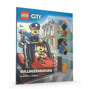 Lego City Bulldozer Boeven Boek 700335