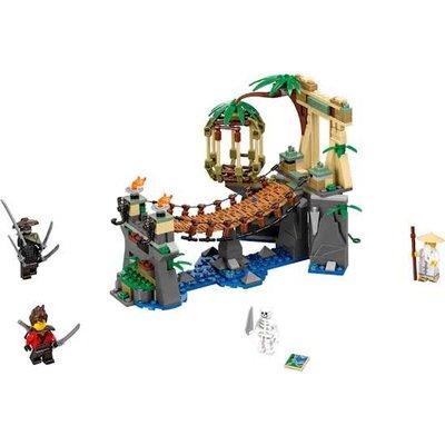 Lego Lego Ninjago the Movie Meester Watervallen 70608