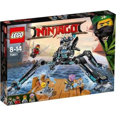 Lego Lego Ninjago the Movie Waterstrijder 70611