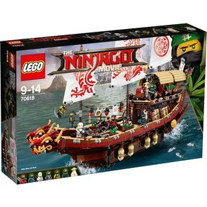 Lego Ninjago the Movie Destiny´s Bounty 70618