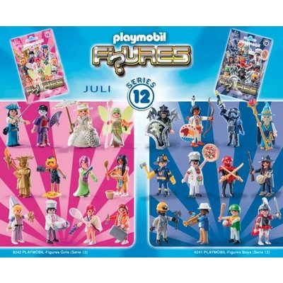 Playmobil Playmobil Minifigures Girls Serie 12 9242