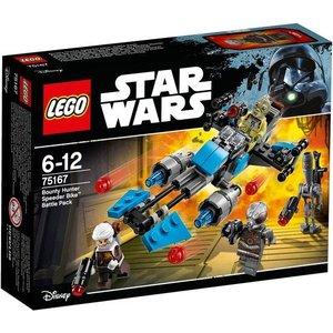 Lego Star Wars Bounty Hunter Speeder Battle Pack 75167
