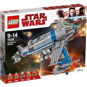 Lego Star Wars Verzet Bommenwerper 75188