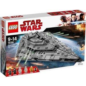 Lego Star Wars First Order Star Destroyer 75190