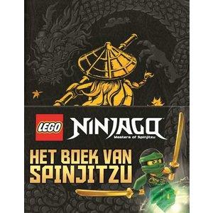Lego Ninjago Het Boek van Spinjitzu 700334