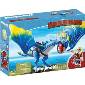 Playmobil Dragons Astrid en Stormvlieg 9247