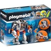 Playmobil Playmobil Top Agents Agent TEC's Robotwagen 9251