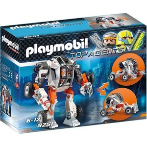 Playmobil Top Agents Agent TEC's Robotwagen 9251