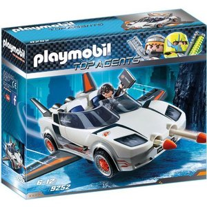 Playmobil Top Agents Agent PS Super Racer 9252