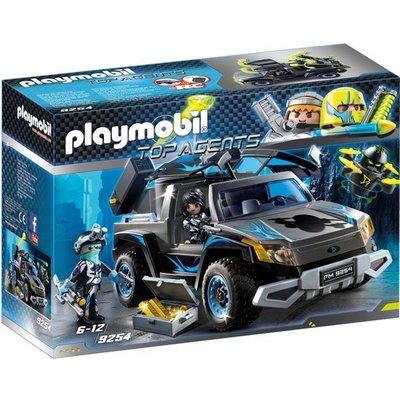 Playmobil Playmobil Top Agents Dr. Drones 4X4 9254