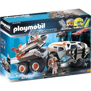 Playmobil Top Agents Spyteam Gevechtstruck 9255