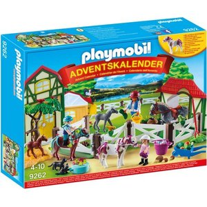 Playmobil Country Paardrijclub Adventskalender 9262