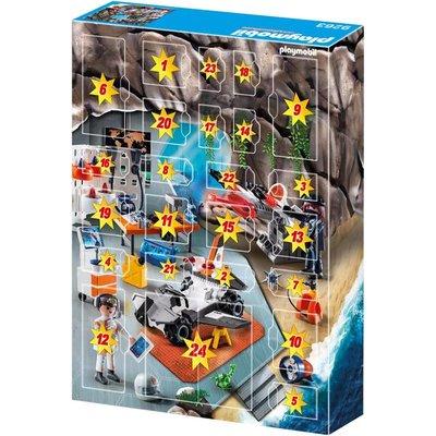Playmobil Playmobil Top Agents Adventskalender 9263