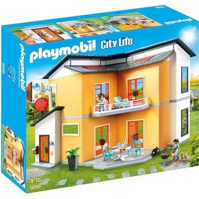 Playmobil Playmobil City Life Modern Woonhuis 9266