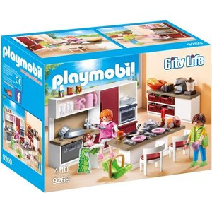 Playmobil City Life Woonkeuken 9269